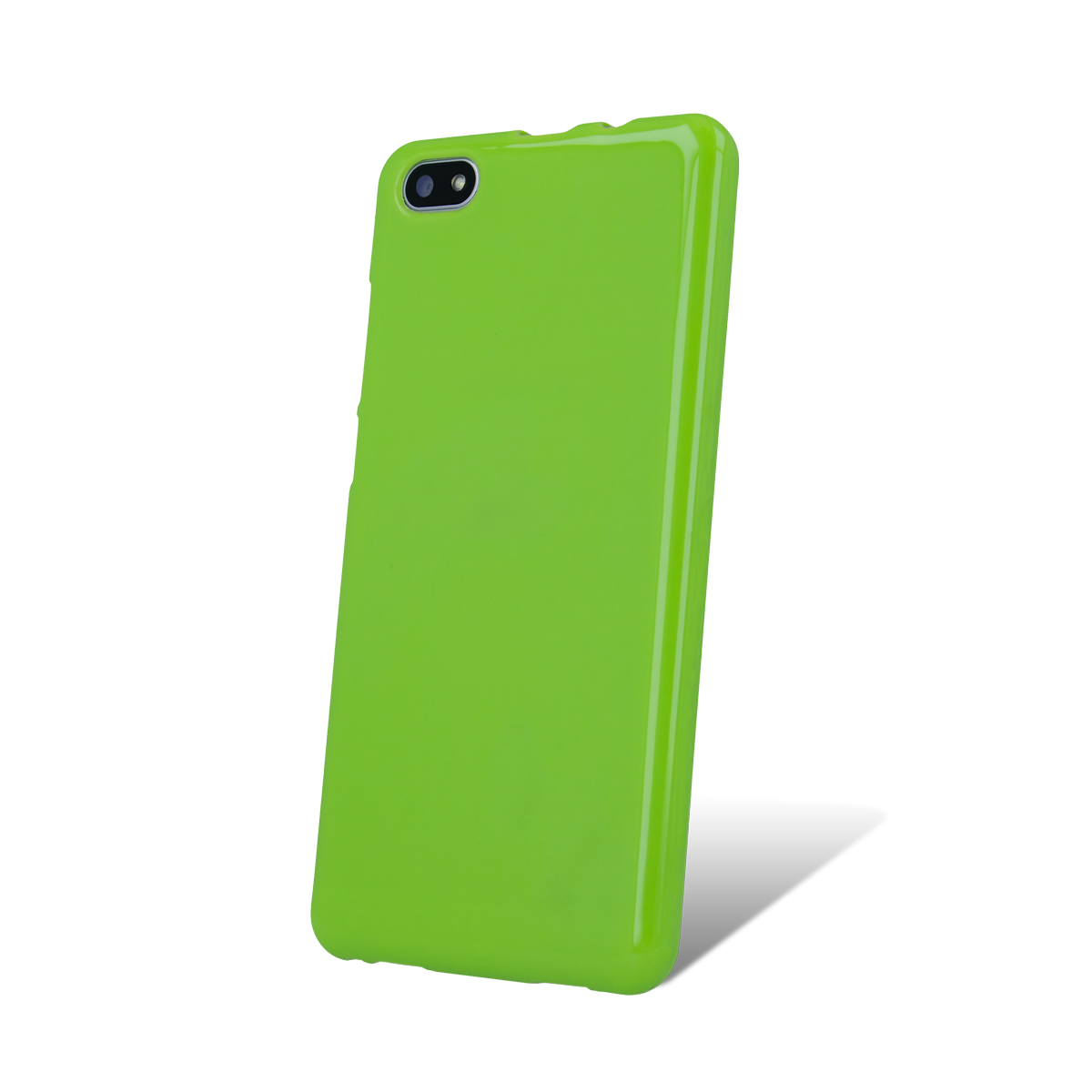 SILIKONOVÉ (TPU) POUZDRO ZELENÉ PRO myPhone PRIME 2