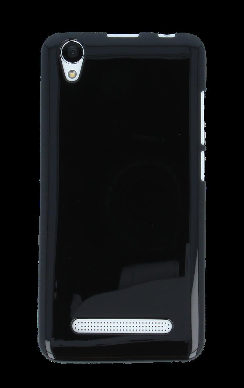 SILIKONOVÉ (TPU) POUZDRO ČERNÉ PRO myPhone Q-SMART LTE