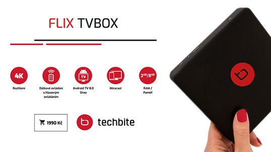 Flix TV Box