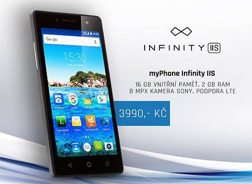 myPhone Infinity II S