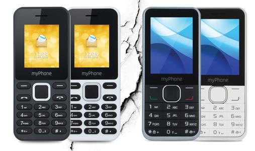 myPhone Classic & myPhone 3310